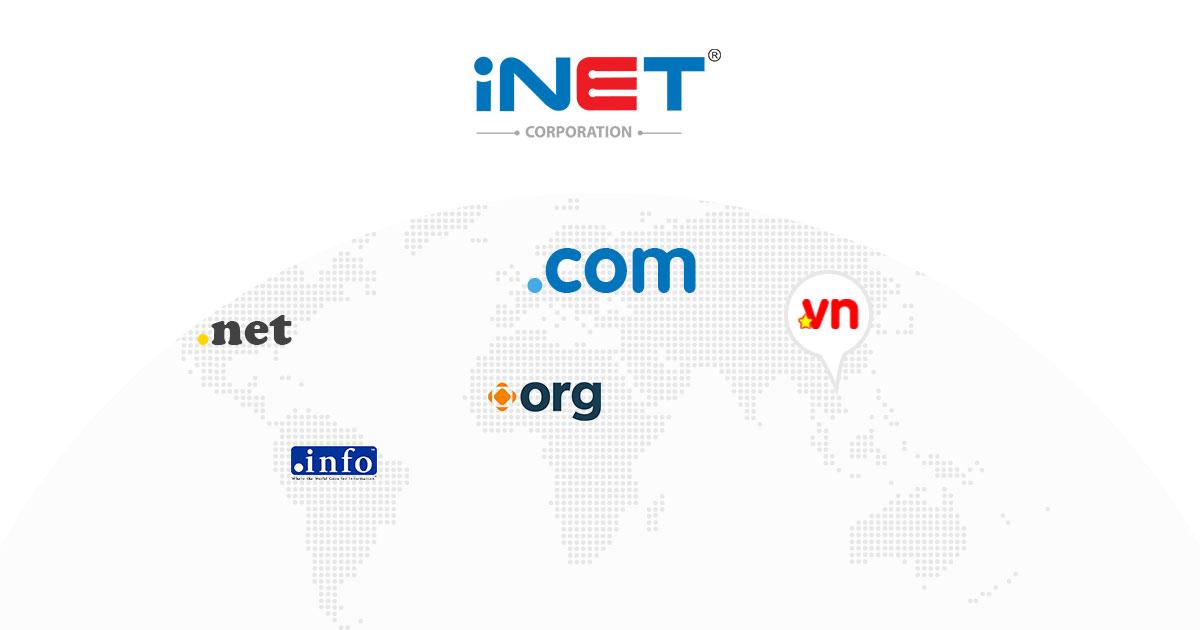 Tại sao nên mua tên miền iNET?